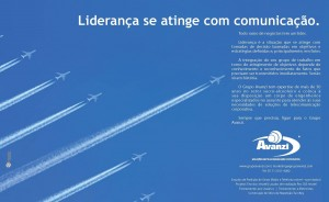 Anúncio Jornal Cana Janeiro 2012