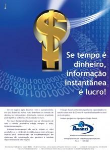 Anúncio Jornal Cana Novembro 2011