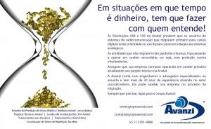 Anúncio Jornal Cana Outubro 2011