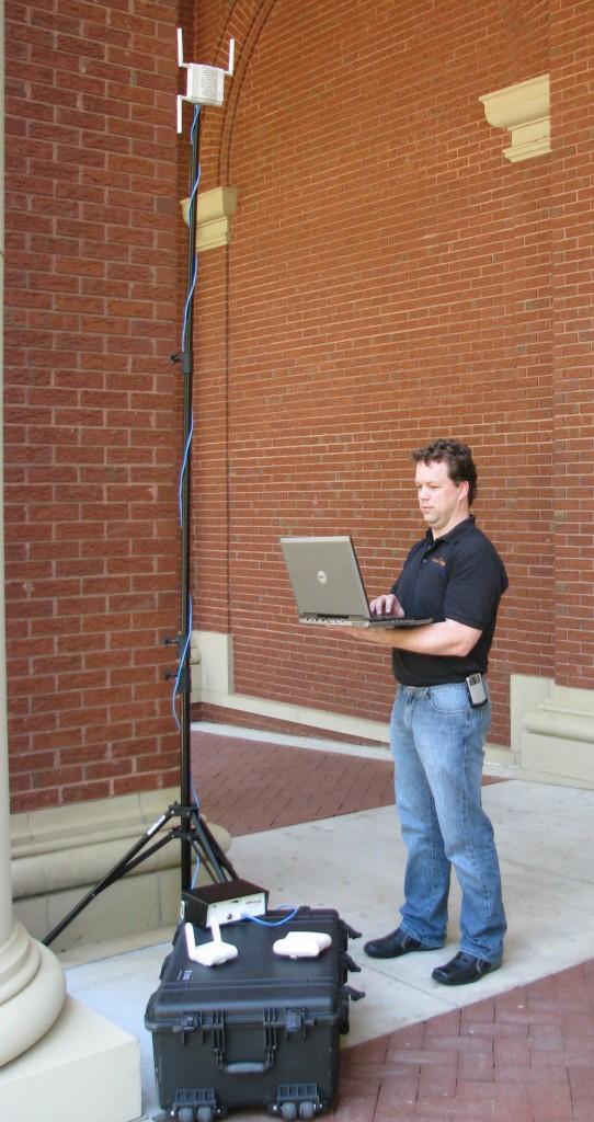 O Site Survey é uma poderosa ferramenta para o projeto de radiocomunicação
