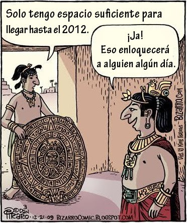 Fim do mundo em 2012?