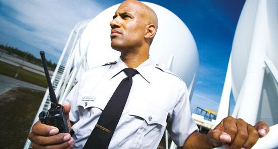 A radiocomunicação tem um importante papel no combate às situações de risco.