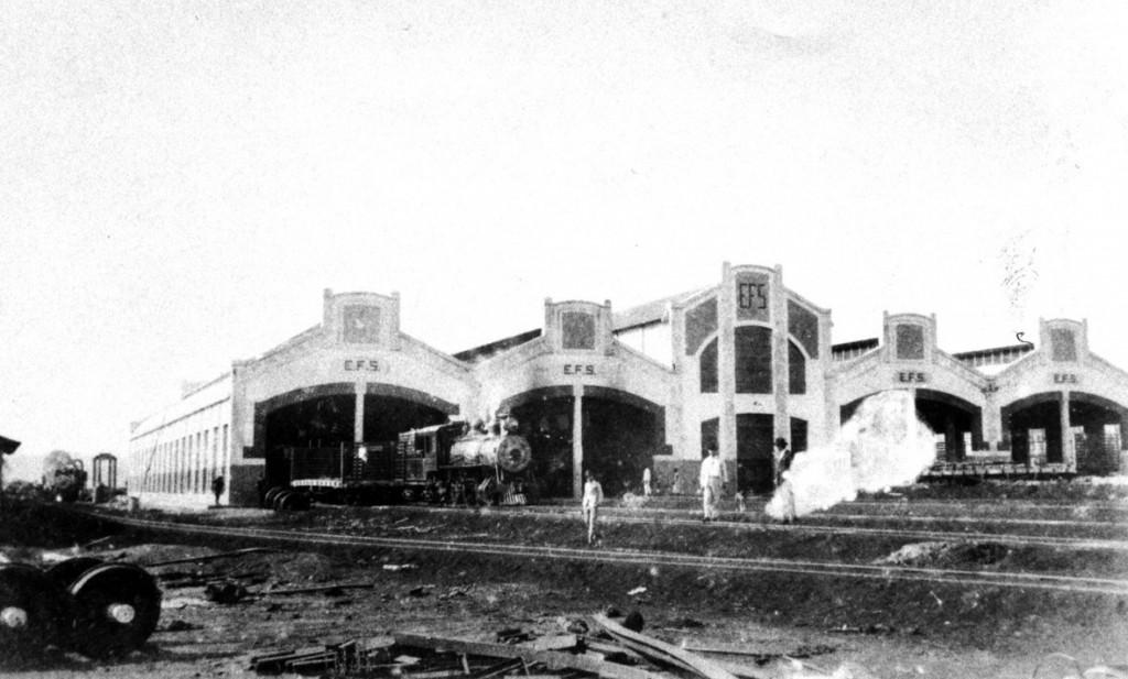 Estrada de ferro sorocabana: papel decisivo na logística do processo de industrialização brasileiro.