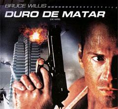 Duro de matar - Bruce Willis
