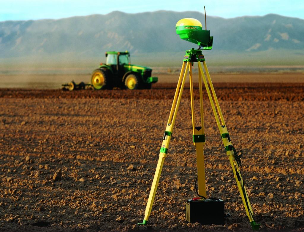O RTK está revolucionando a produtividade no agronegócio