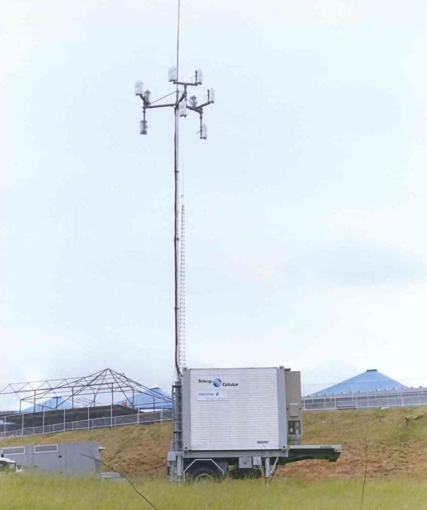 Estações Rádio Base clandestinas são responsáveis por grande parte do problema das operadoras de telecomunicação.