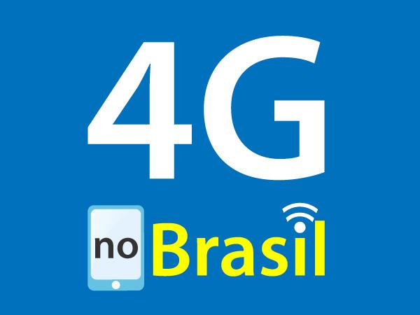 Regulamentação do 700 mhz inaugura o 4G no Brasil, de fato!